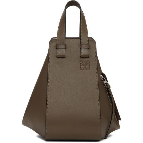 Loewe Brown Small Hammock Bag UNI
