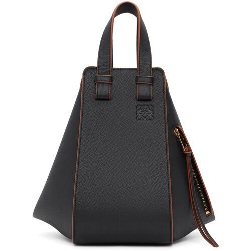 Loewe Black Small Hammock Bag UNI