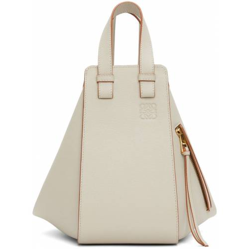 Loewe Off-White Small Hammock Bag UNI