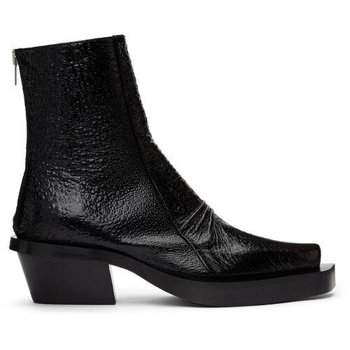 1017 ALYX 9SM Black Toad Leone Boots 38