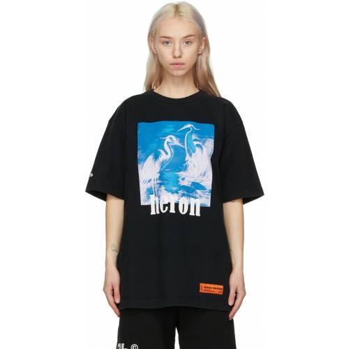 Heron Preston Black Herons T-Shirt S