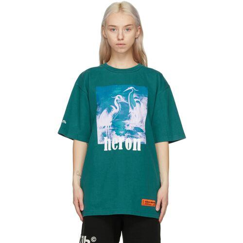 Heron Preston Blue Herons T-Shirt XXS