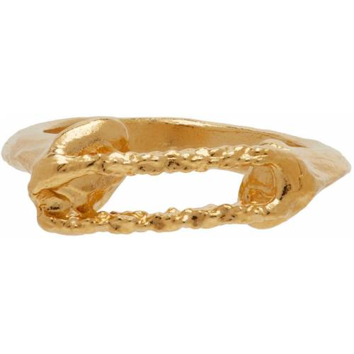 Alighieri Gold 'The Uncharted Seas' Ring 53
