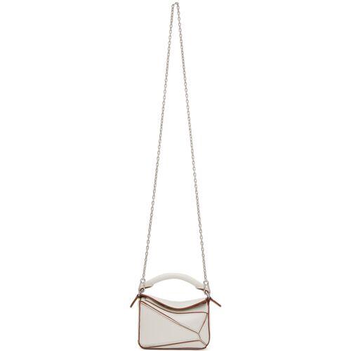 Loewe Off-White Nano Puzzle Bag UNI