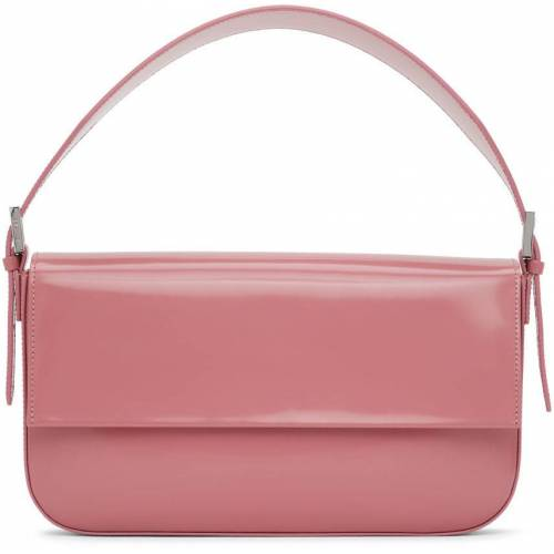 BY FAR Pink Patent Manu Bag UNI