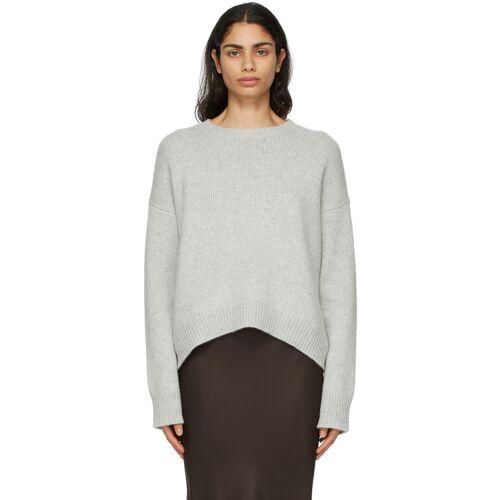 arch4 Grey Cashmere Knightsbridge Sweater S