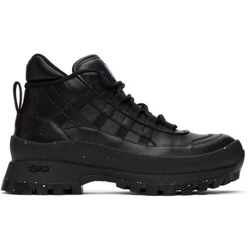 MCQ Black FA-5 Hiking Boots 37