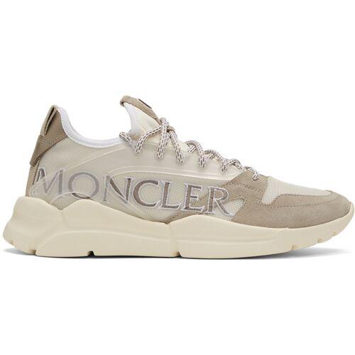 Moncler Grey Anakin Sneakers 40