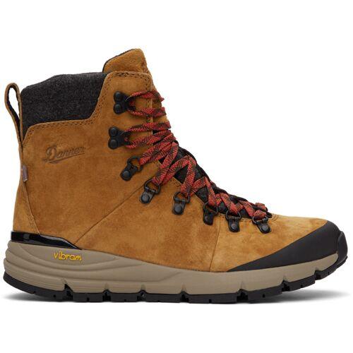 Danner Tan Arctic 600 Side-Zip Boots 43