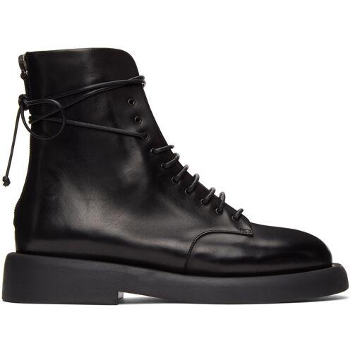 Marsèll Black Gommello Boots 42