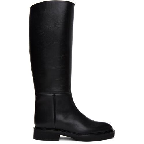 Khaite Black 'The Derby' Boots 41