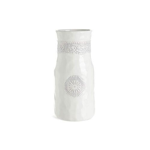 DEPOT Vase Country ca.D10,5xH22cm, bunt