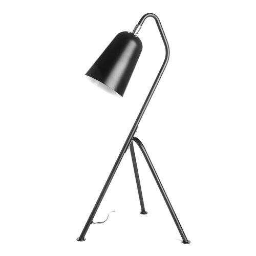 DEPOT Tischleuchte ca. H64,5cm, schwarz