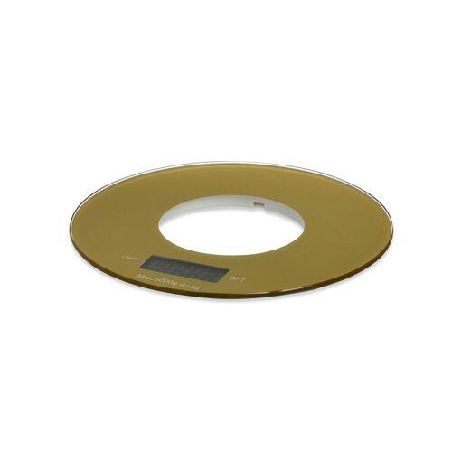 DEPOT Küchenwaage bis max. 5kg, gold