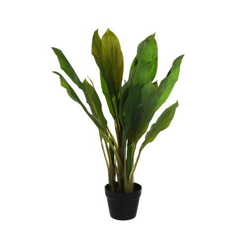 DEPOT Topfpflanze ca. 85cm, grün