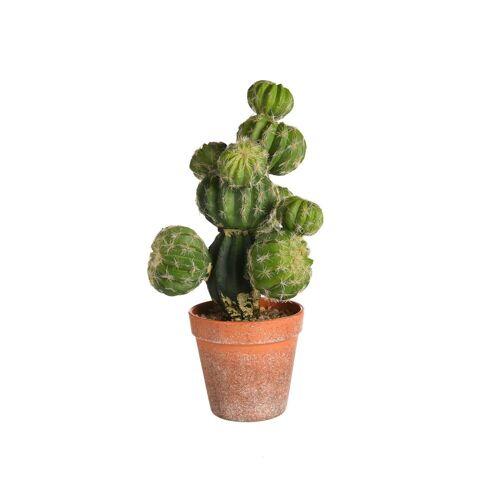 DEPOT Kaktus i.Topf ca.32cm, grün