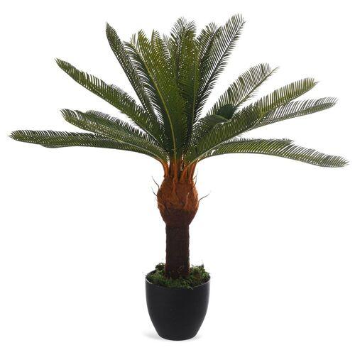 DEPOT Palme i.Topf ca.90cm, grün