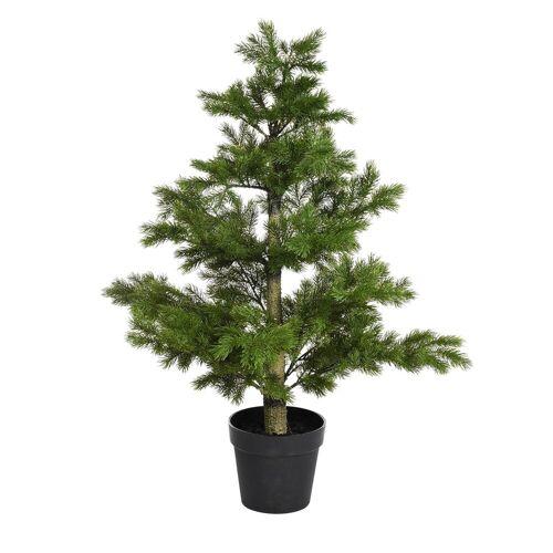 DEPOT Baum im Topf, H:92cm, grün