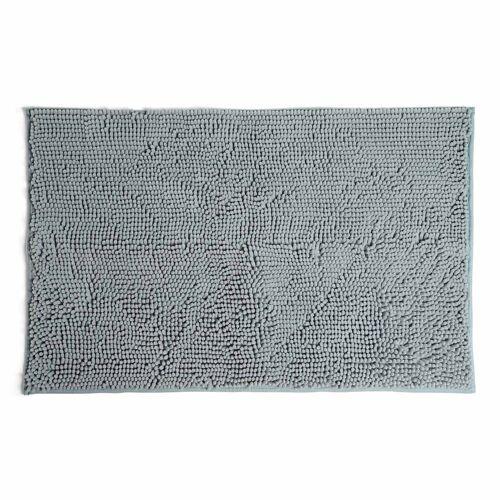 DEPOT Badematte, B:50cm x L:80cm, grau-grün
