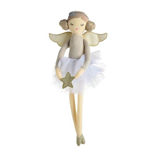 DEPOT Puppe Engel, L:50cm, weiß