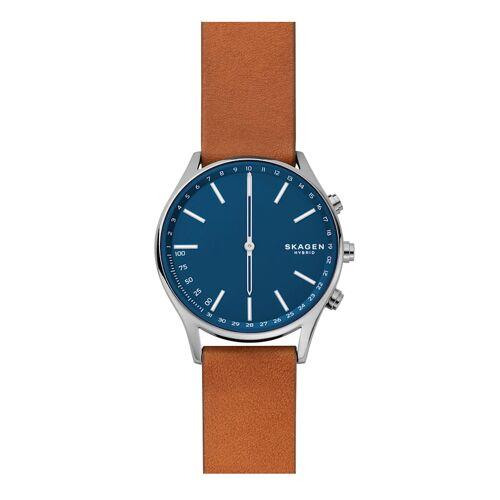 skagen Herren-Hybrid-Uhr Smartwatch Skagen Braun 26951/00X
