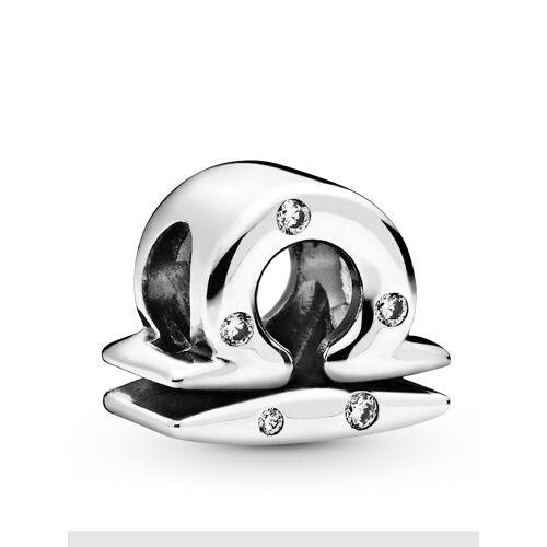 Pandora Charm -Sternzeichen Waage- Pandora Silberfarben 95684/50X
