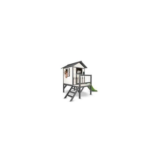 AXI Spielhaus Lodge, Spielturm, Baumhaus Lodge XL Grau