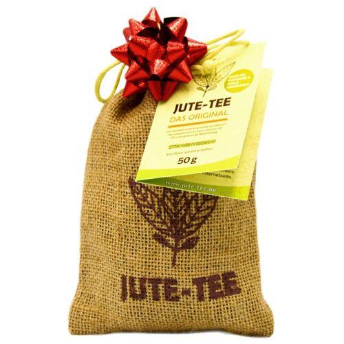 Jutevital Zitronenverbene Tee   Jute-Tee mit Verbene   Jutesäckchen