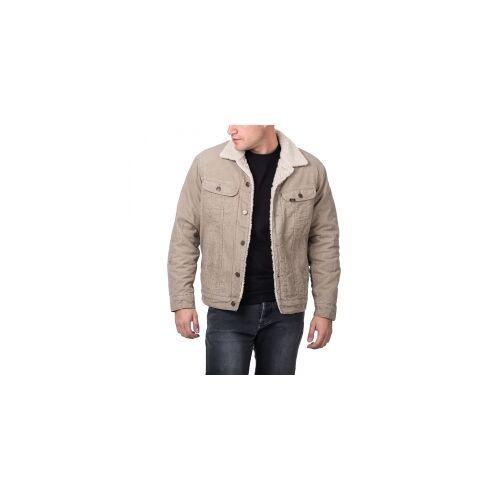 Lee Sherpa Cord Jacket XXL Beige
