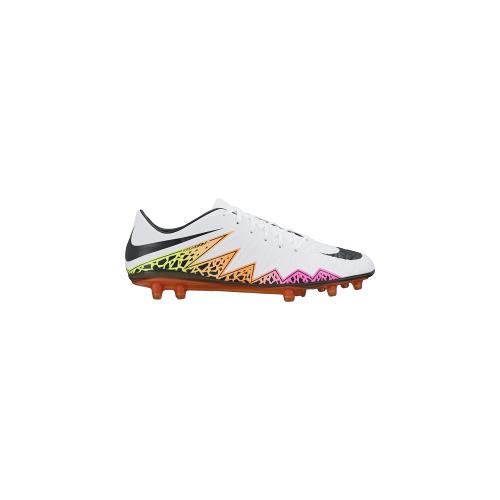 Nike Hypervenom Phatal II FG Herren Fu?ballschuhe Nocken wei? 42 WHITE/BLACK-TOTAL OR