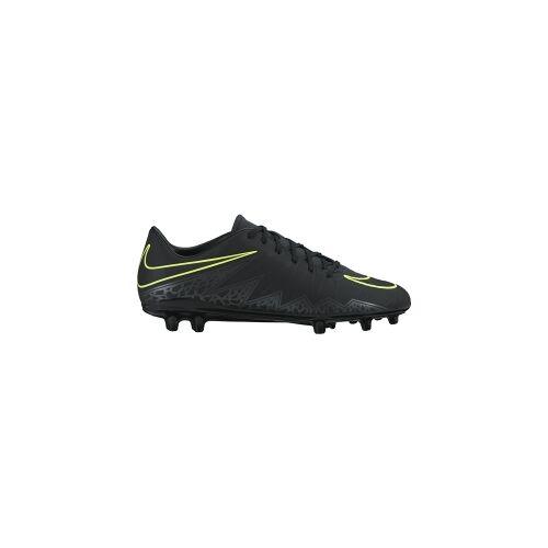 Nike Hypervenom Phelon II FG Fu?ballschuhe Nocken schwarz 38.5 BLACK/BLACK-VOLT