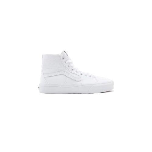 Vans Checkboard SK8-HI Tapered Unisex Schuhe weiß 36