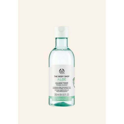 The Body Shop Aloe Vera Mildes Gesichtswasser 250 ML