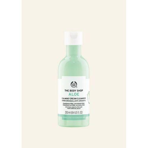 The Body Shop Aloe Vera Milder Gesichtsreiniger 250 ML