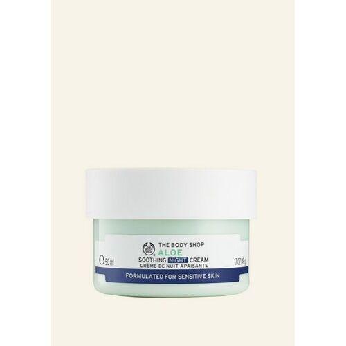 The Body Shop Aloe Vera Milde Nachtcreme 50 ML