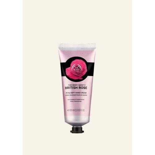 The Body Shop British Rose Handcreme 100 ML