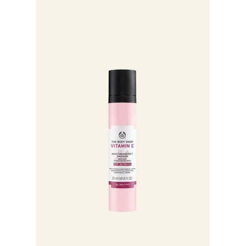 The Body Shop Vitamin E Feuchtigkeitslotion Lsf 30 50 ML