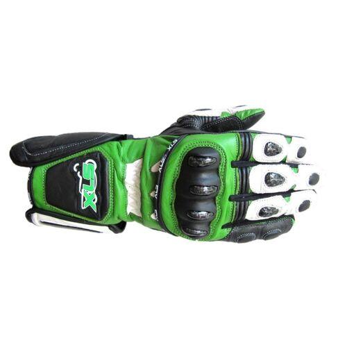 XLS Hochwertige XLS Motorradhandschuhe mit Protektoren