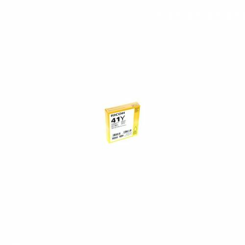 Ricoh 405768 Druckerpatrone (Gel) gelb GC 41YL