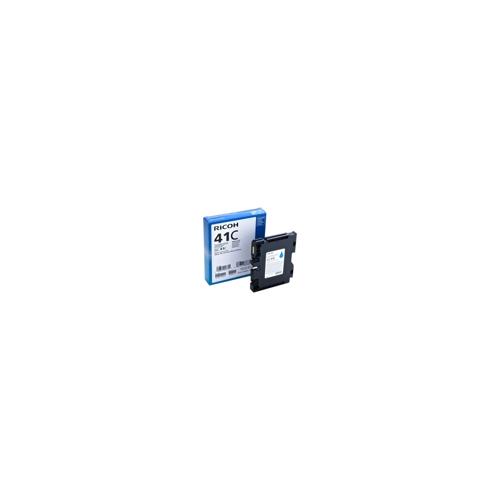 Ricoh 405766 Druckerpatrone (Gel) cyan GC 41CL