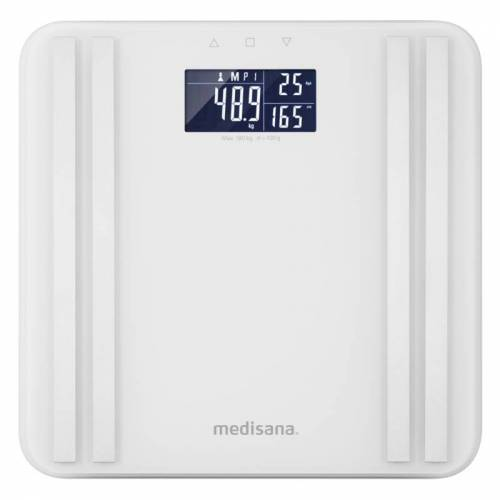 Medisana BS 465 Körperanalysewaage, weiß