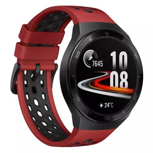 Huawei Bundle Watch GT 2e Smartwatch rot + Smart Scale AH100 Waage