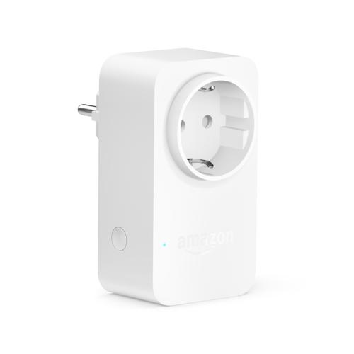 Amazon Smart Plug - WLAN-Steckdose, funktioniert mit Alexa