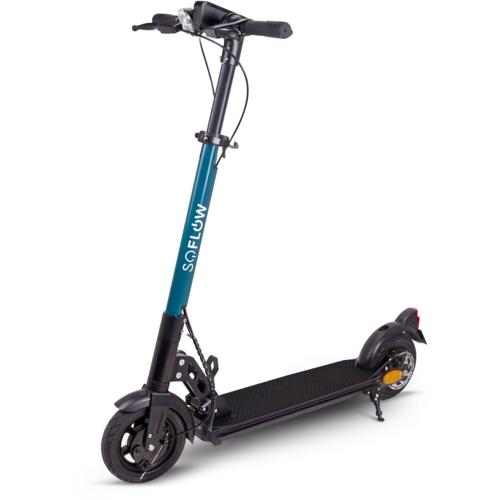 SoFlow AG SoFlow SO2 E-Scooter mit Straßenzulassung