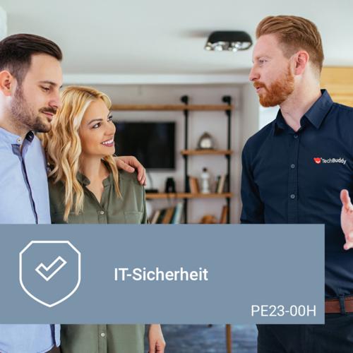 Techbuddy Cyberport IT-Service I Home - IT-Sicherheit