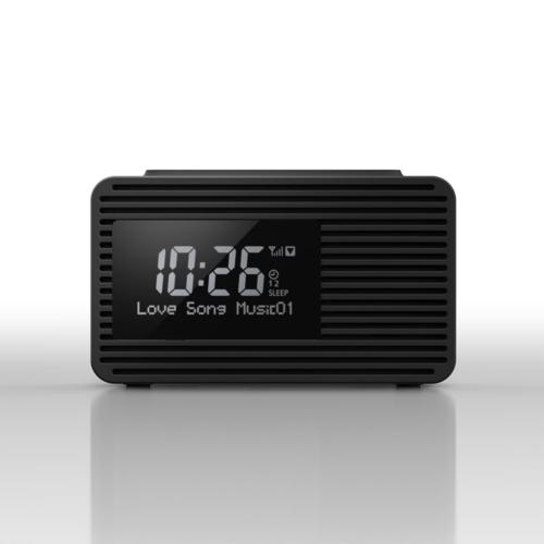 Panasonic RC-D8EG-K DAB+ Radiowecker schwarz