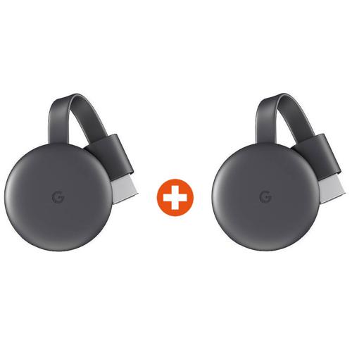 Google Chromecast 2er Set