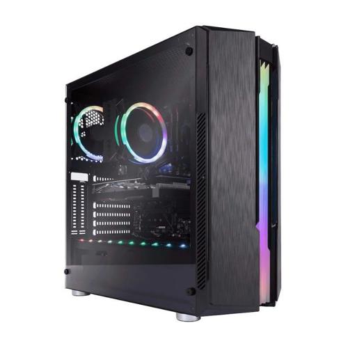 Captiva Advanced Gaming PC R56-369 Ryzen 5 3400G 16GB/1TB 500GB SSD GTX1650 DOS