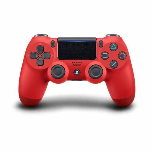 Sony Dualshock 4 (2016) Wireless Controller rot für PS4