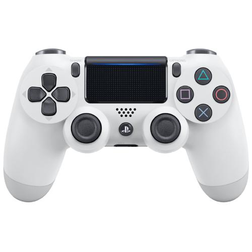 Sony Dualshock 4 (2017) Wireless Controller weiß für PS4